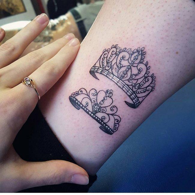 crown tattoo51