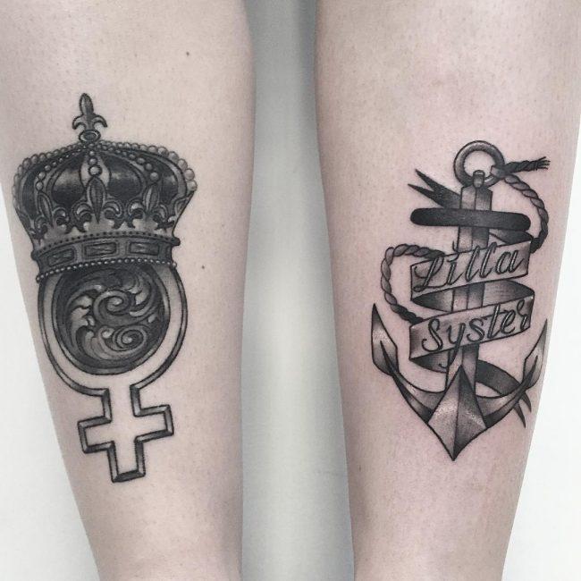 crown tattoo52