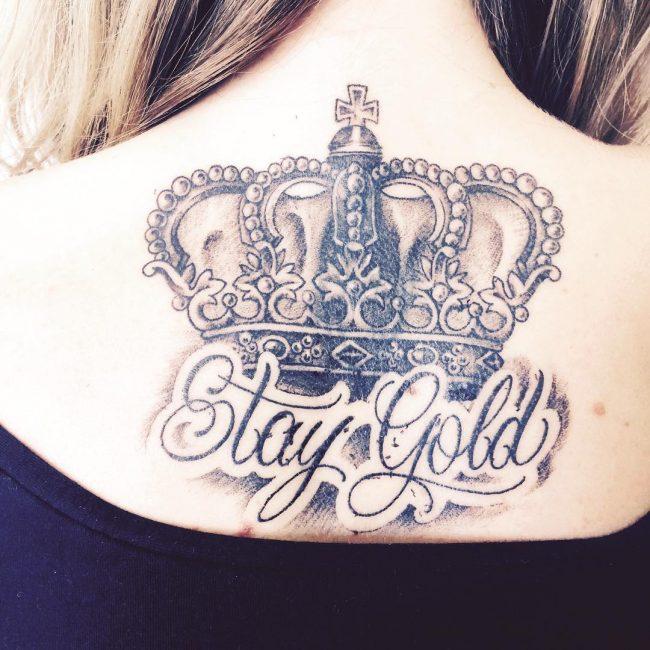 crown tattoo54