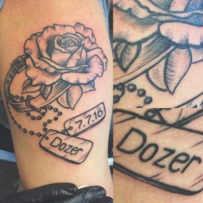 dog tag tattoo10