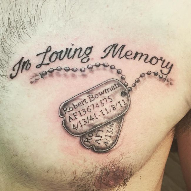 dog tag tattoo11
