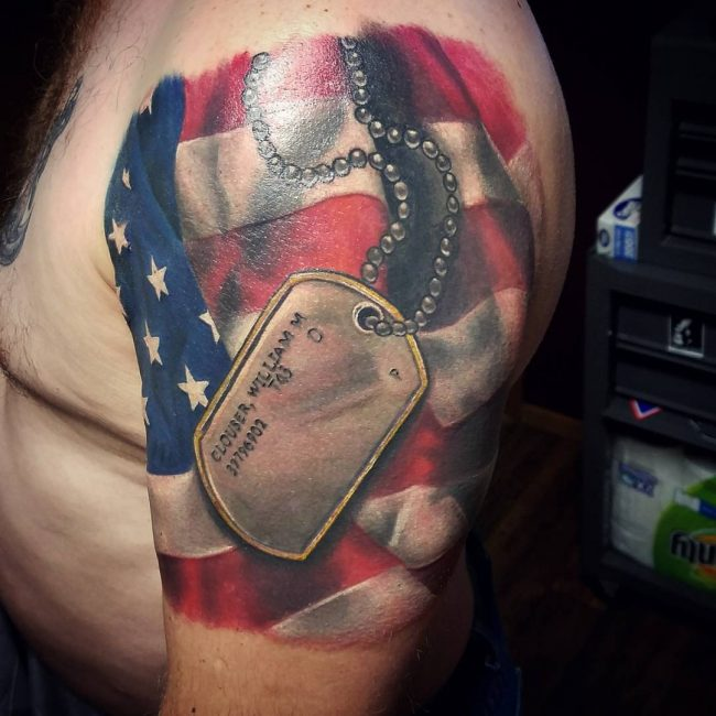 dog tag tattoo5