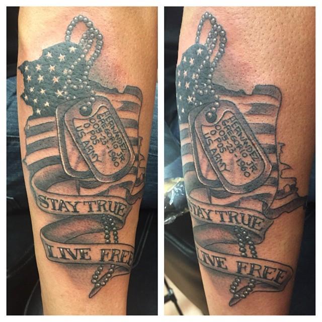 dog tag tattoo6