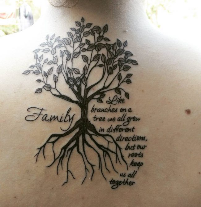 family tattoo31