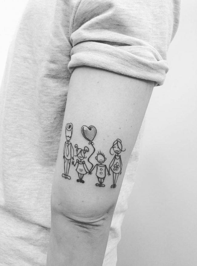 family tattoo40