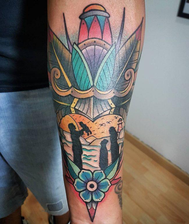 family tattoo44