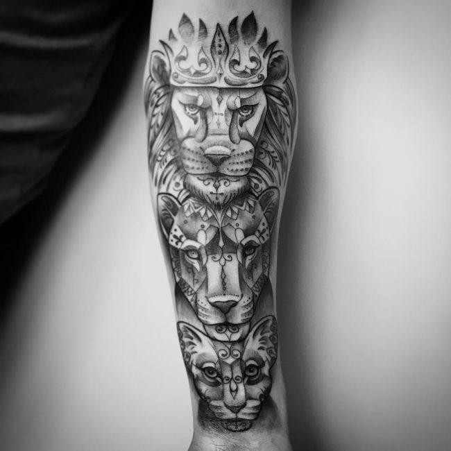 family tattoo58