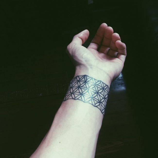 flower of life tattoo27