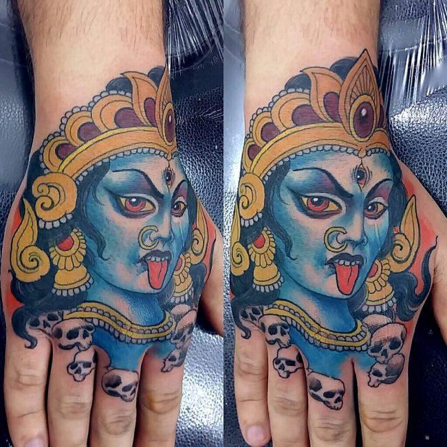hindu tattoo13