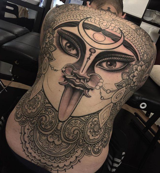 hindu tattoo14