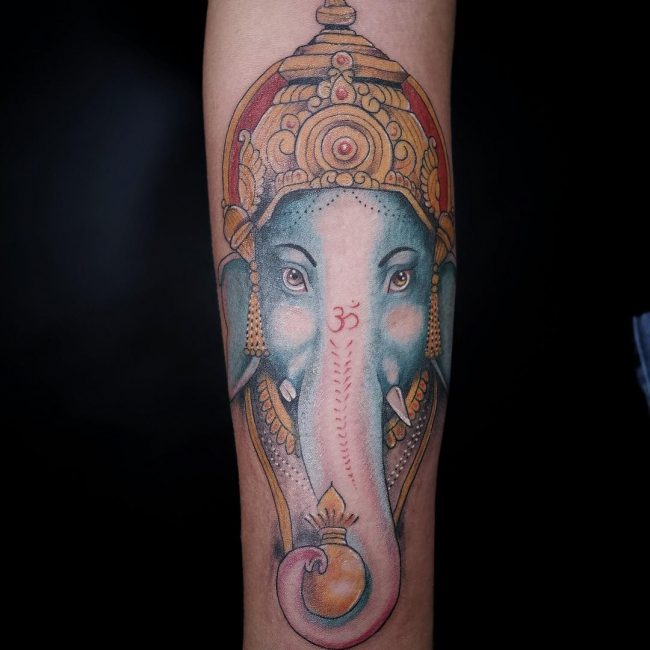 hindu tattoo17