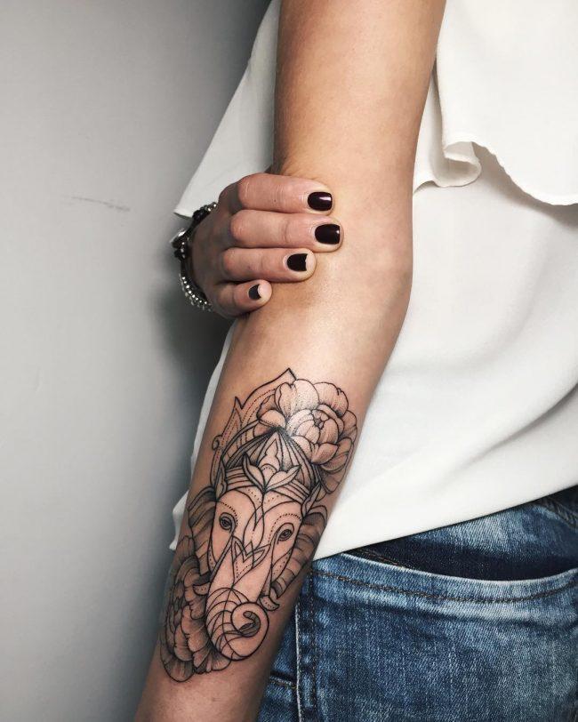 hindu tattoo19