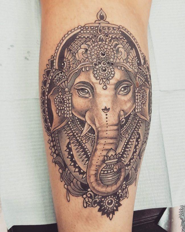 hindu tattoo2