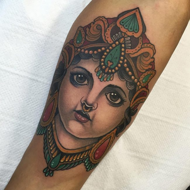 hindu tattoo22