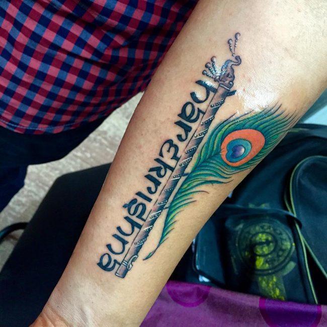 hindu tattoo26