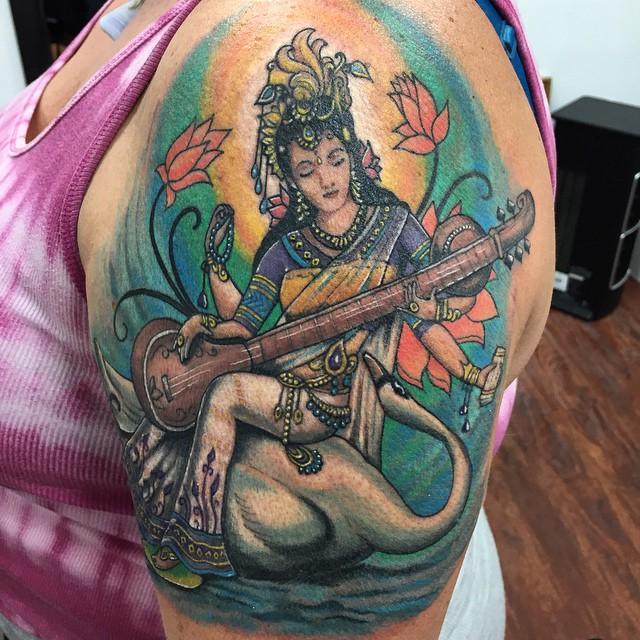 hindu tattoo28