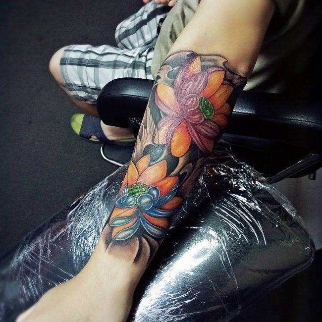 hindu tattoo35
