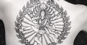 hindu tattoo40