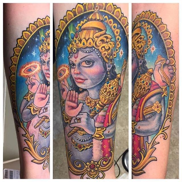 hindu tattoo5