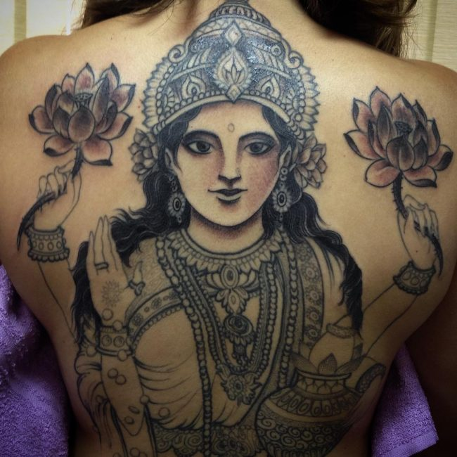 hindu tattoo6