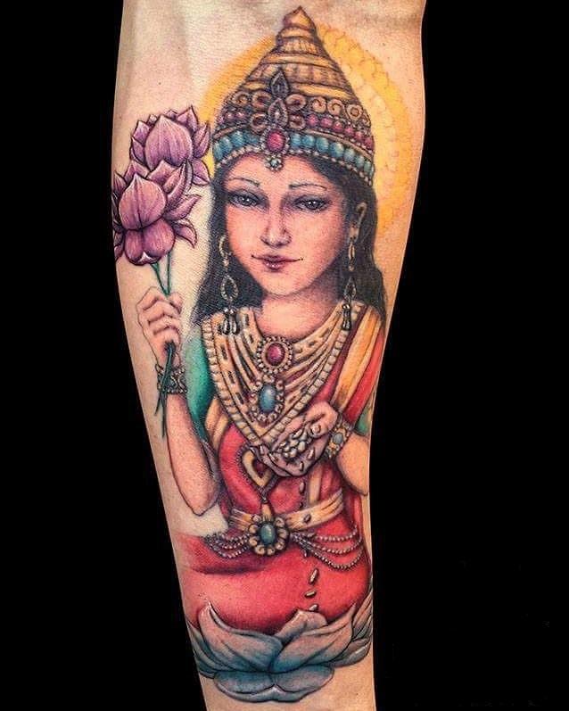hindu tattoo8