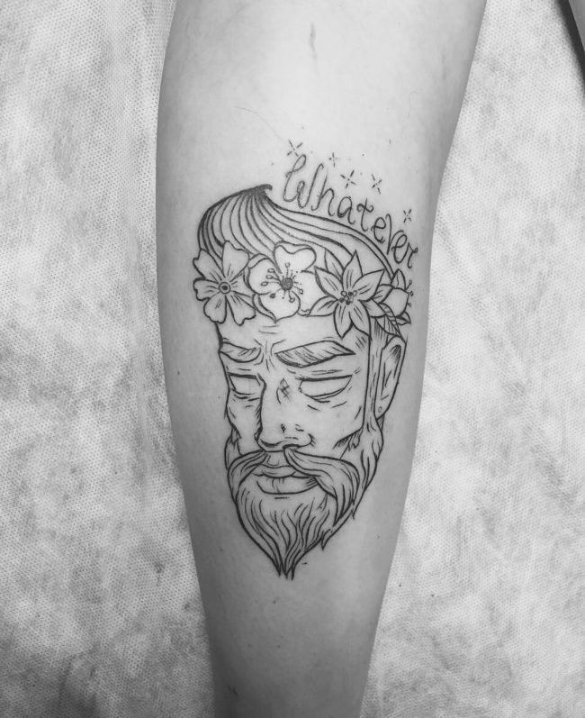 hipster tattoo1
