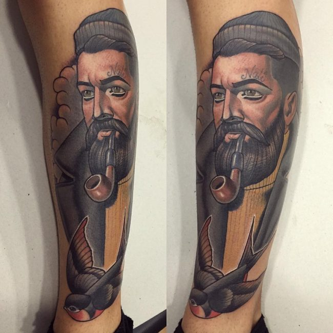 hipster tattoo2