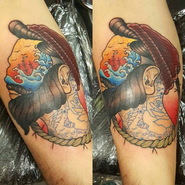 hipster tattoo25