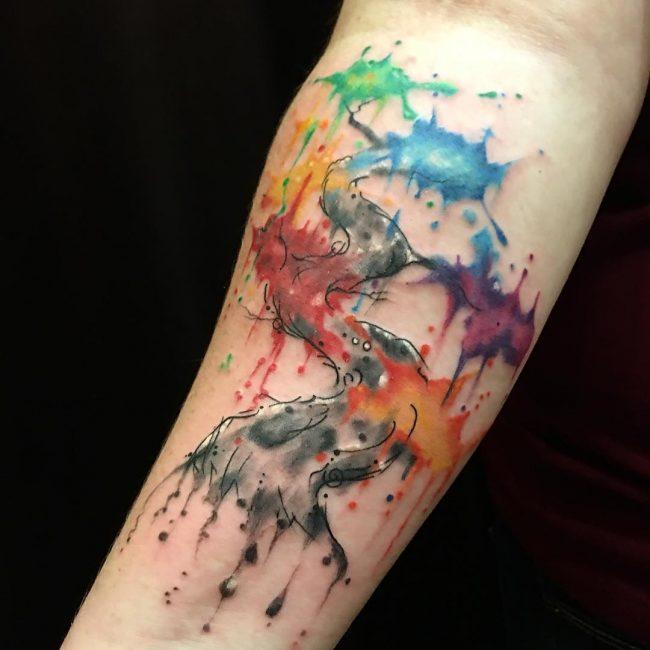 hipster tattoo36