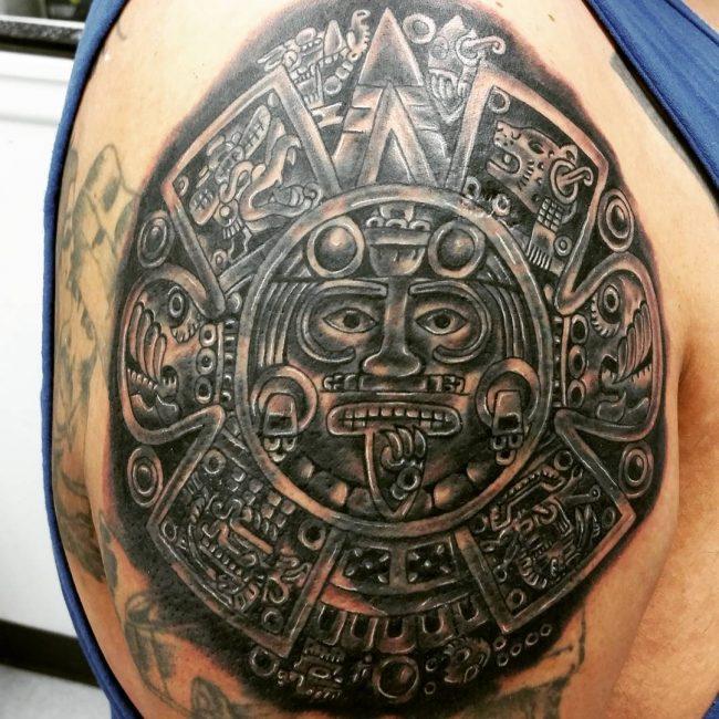 mayan tattoo16