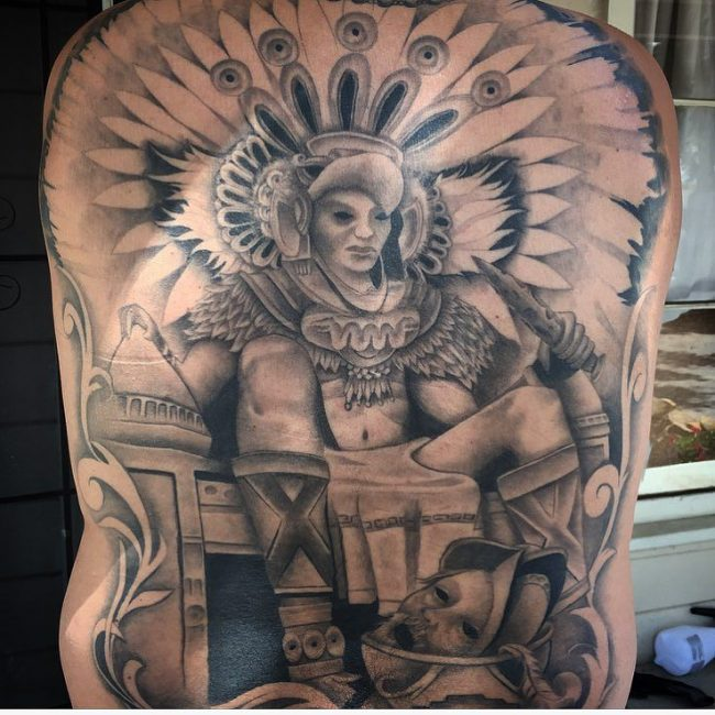mayan tattoo18