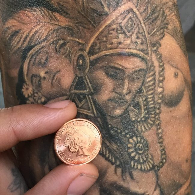 mayan tattoo19