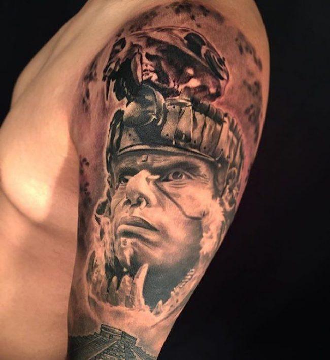 mayan tattoo21