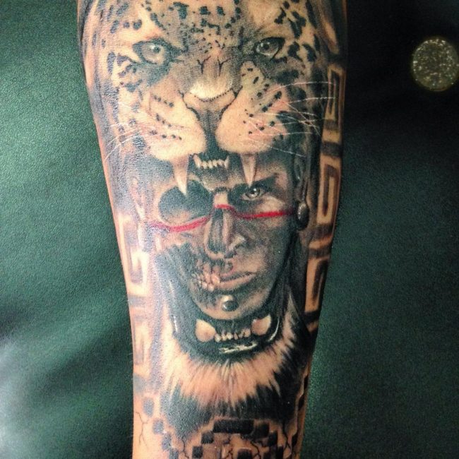 mayan tattoo28