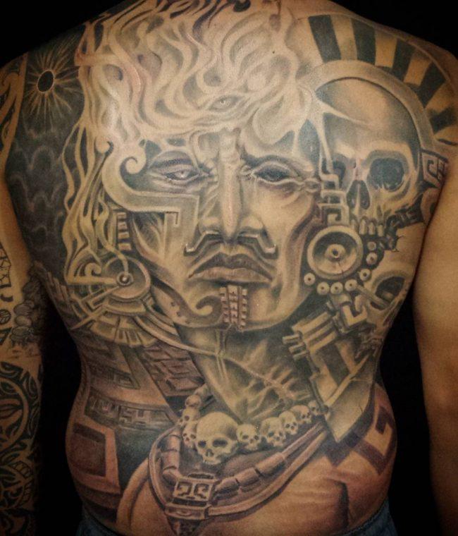 mayan tattoo3