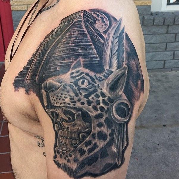 mayan tattoo31