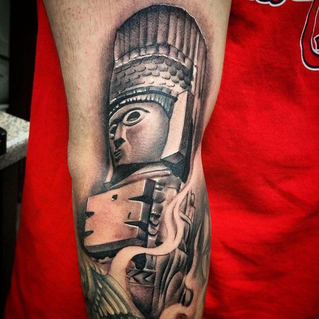 mayan tattoo36
