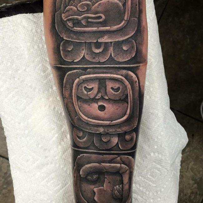 mayan tattoo37