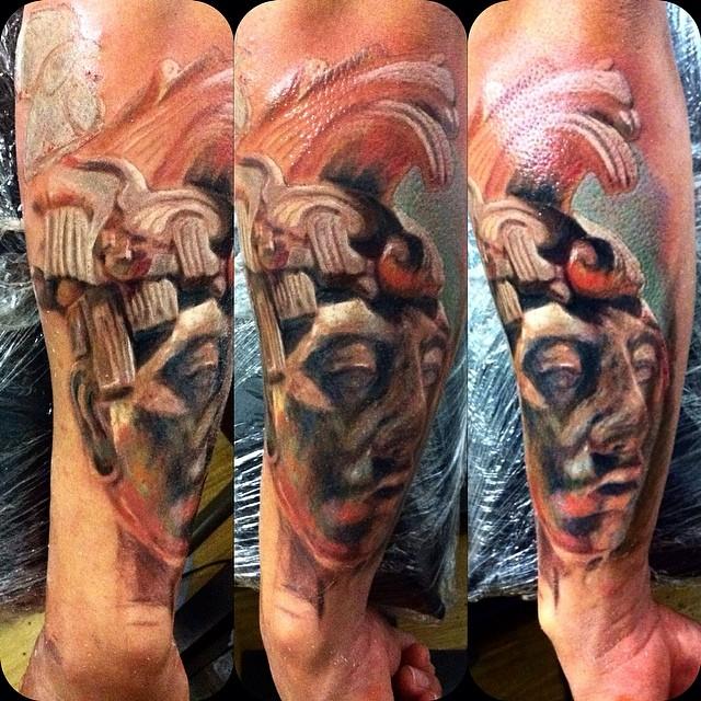 mayan tattoo40