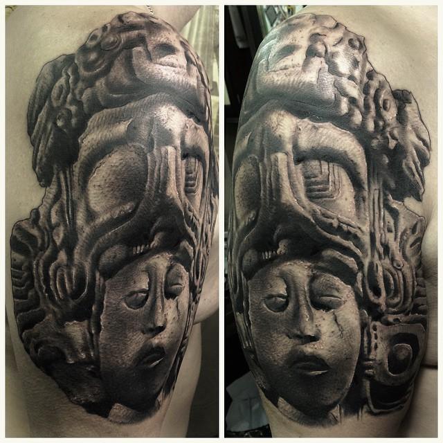 mayan tattoo43
