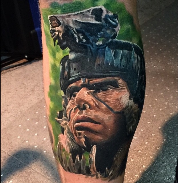 mayan tattoo50