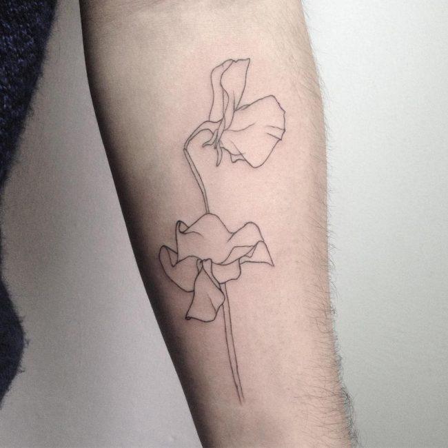 minimalist tattoo37