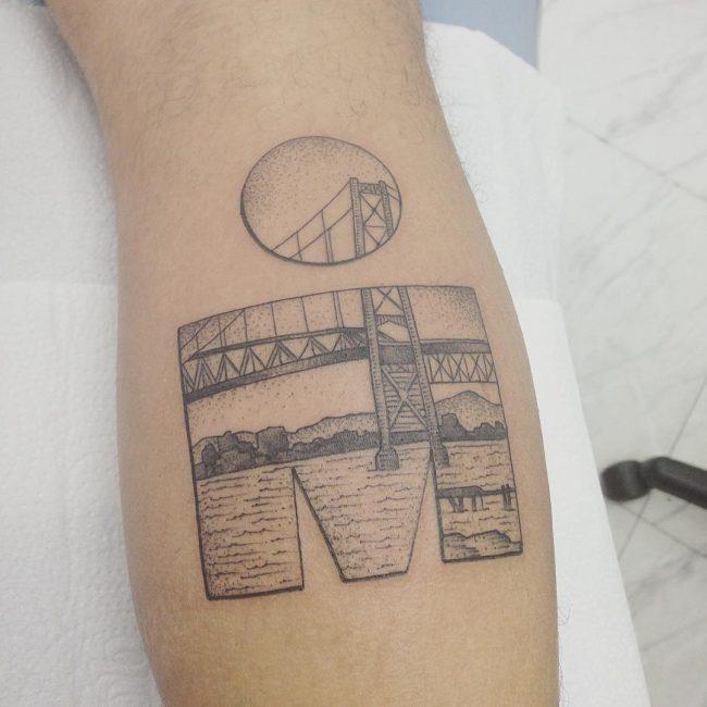 minimalist tattoo38