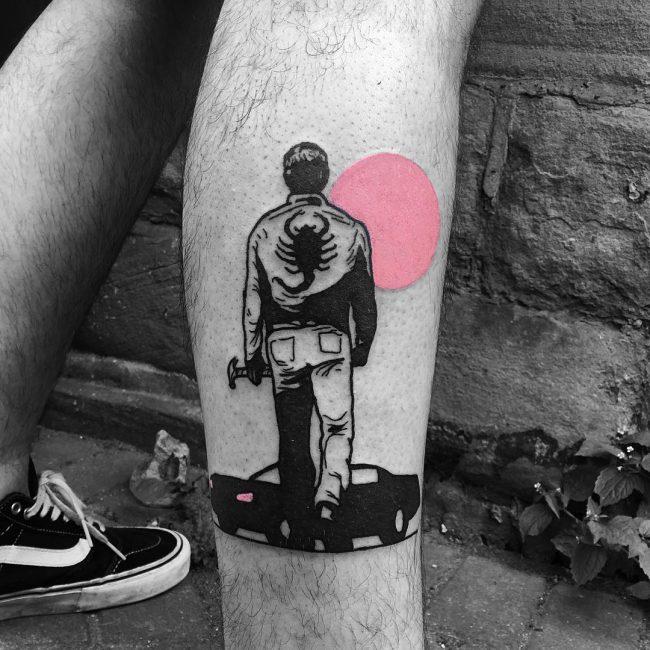 minimalist tattoo44