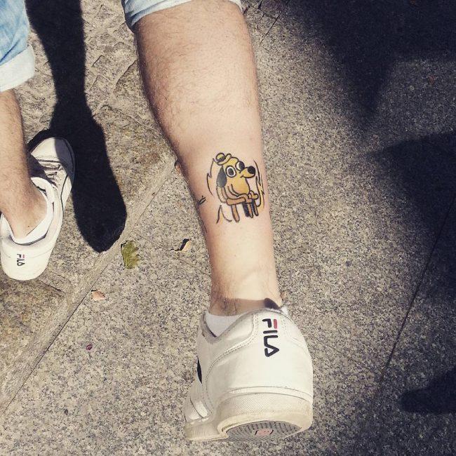 minimalist tattoo63