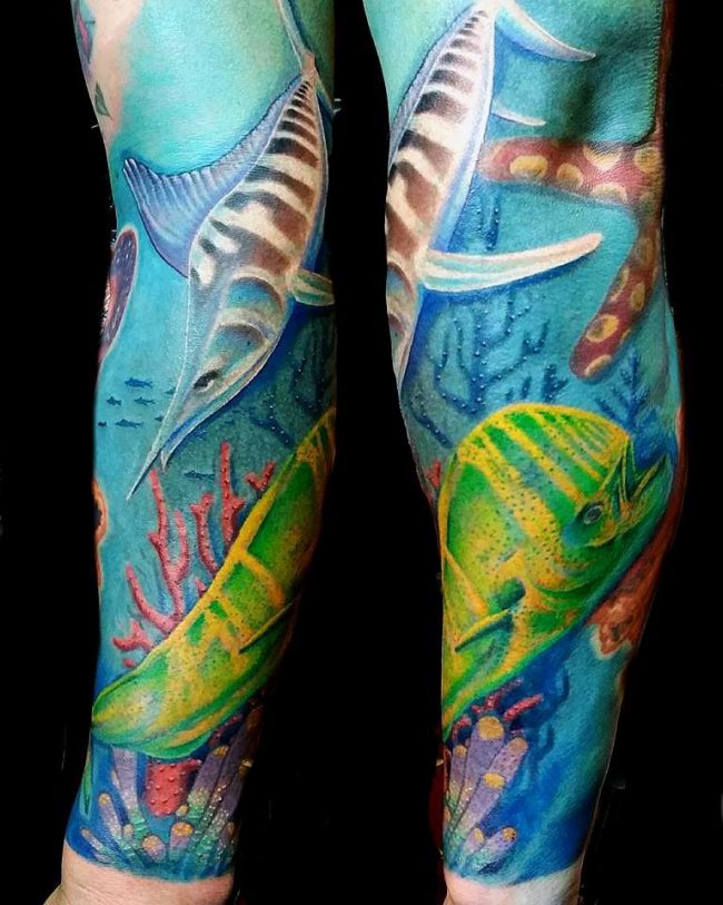 ocean tattoo1