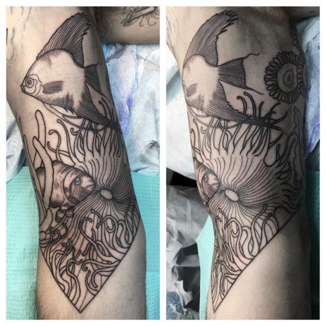 ocean tattoo13