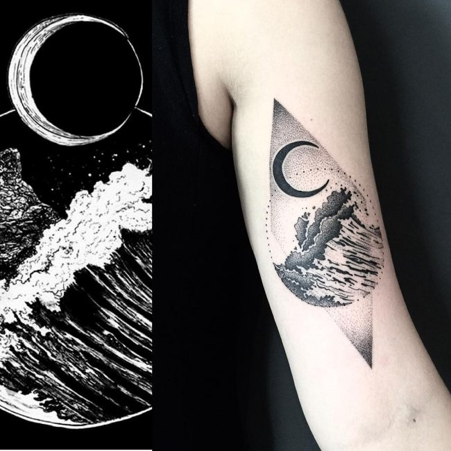 ocean tattoo16