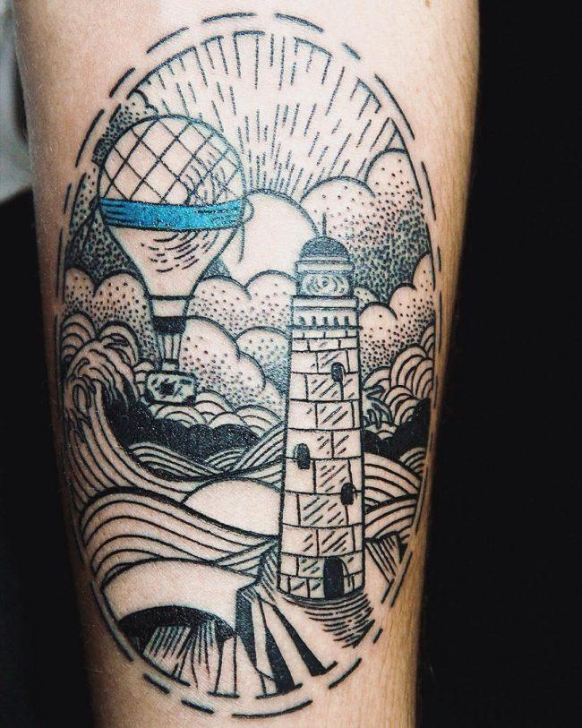 ocean tattoo17
