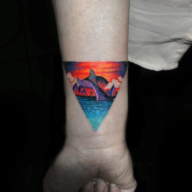 ocean tattoo3